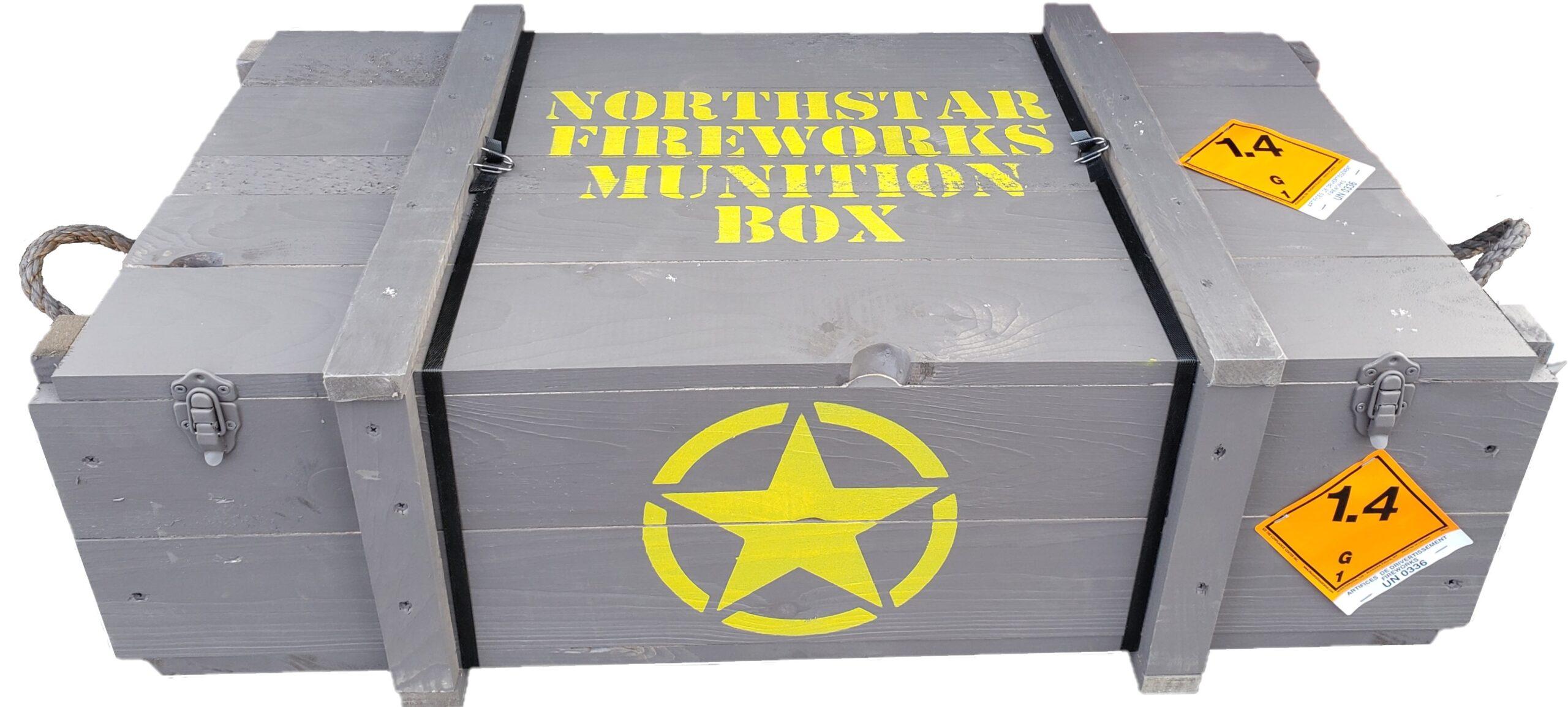 Munition box